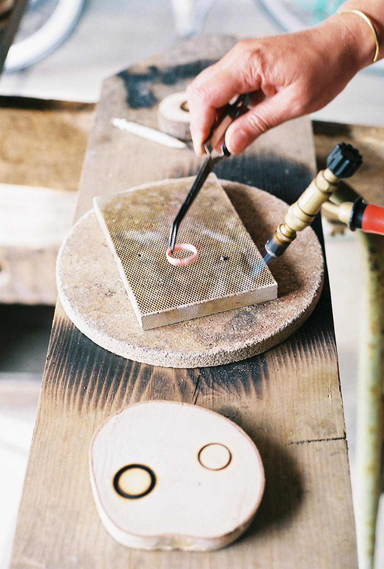casting preparation